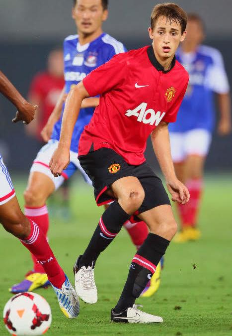 Adnan Januzaj, Manchester United