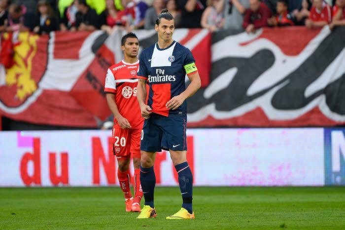 PSG - Ibrahimovic : «Important de gagner ce genre de match»