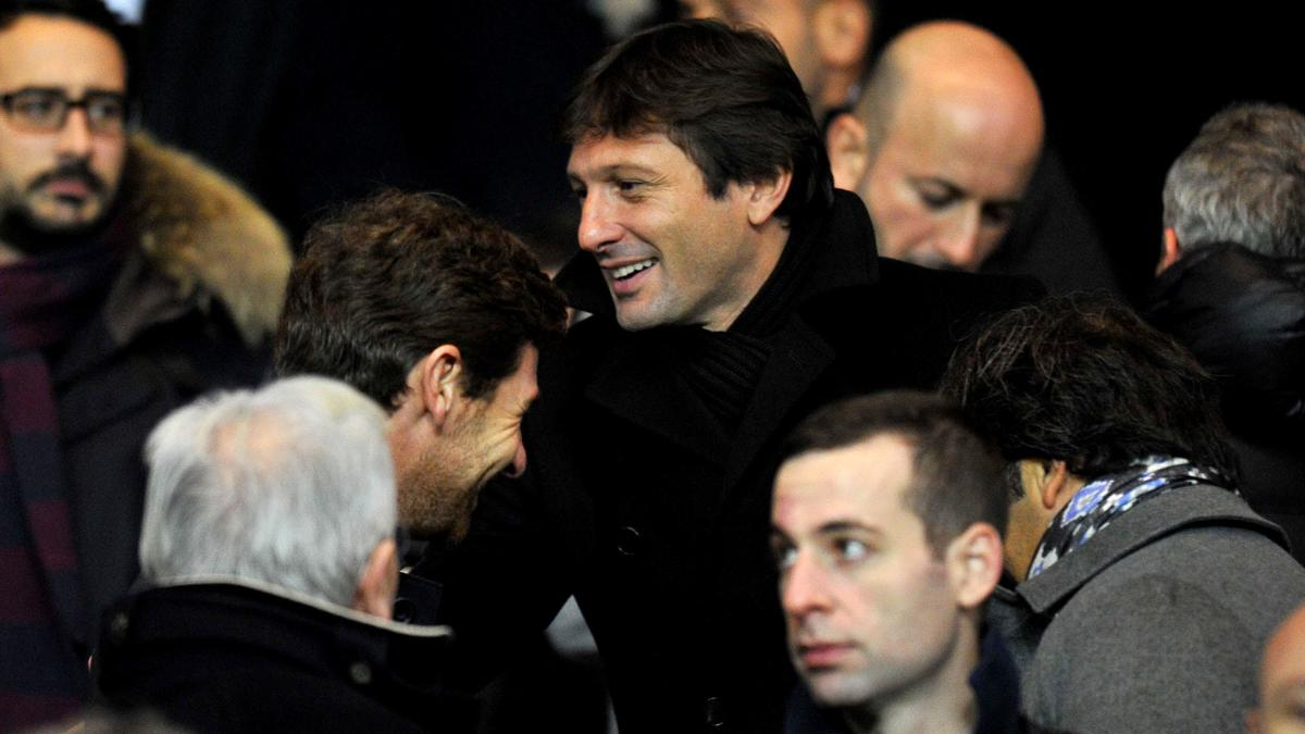PSG - Villas-Boas : «Il faut remplacer Leonardo»