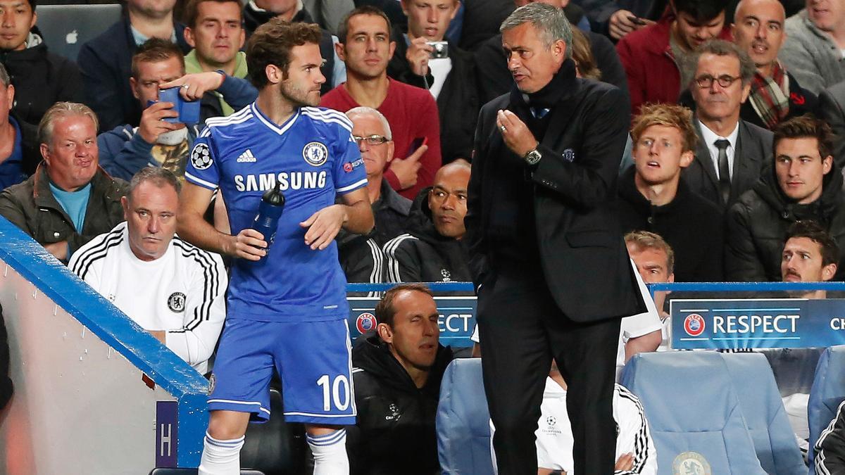 Chelsea : Mourinho fait un pas vers Mata