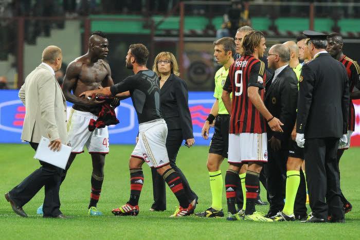 Balotelli : «Je m