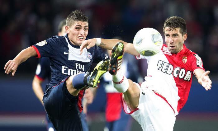 PSG-AS Monaco