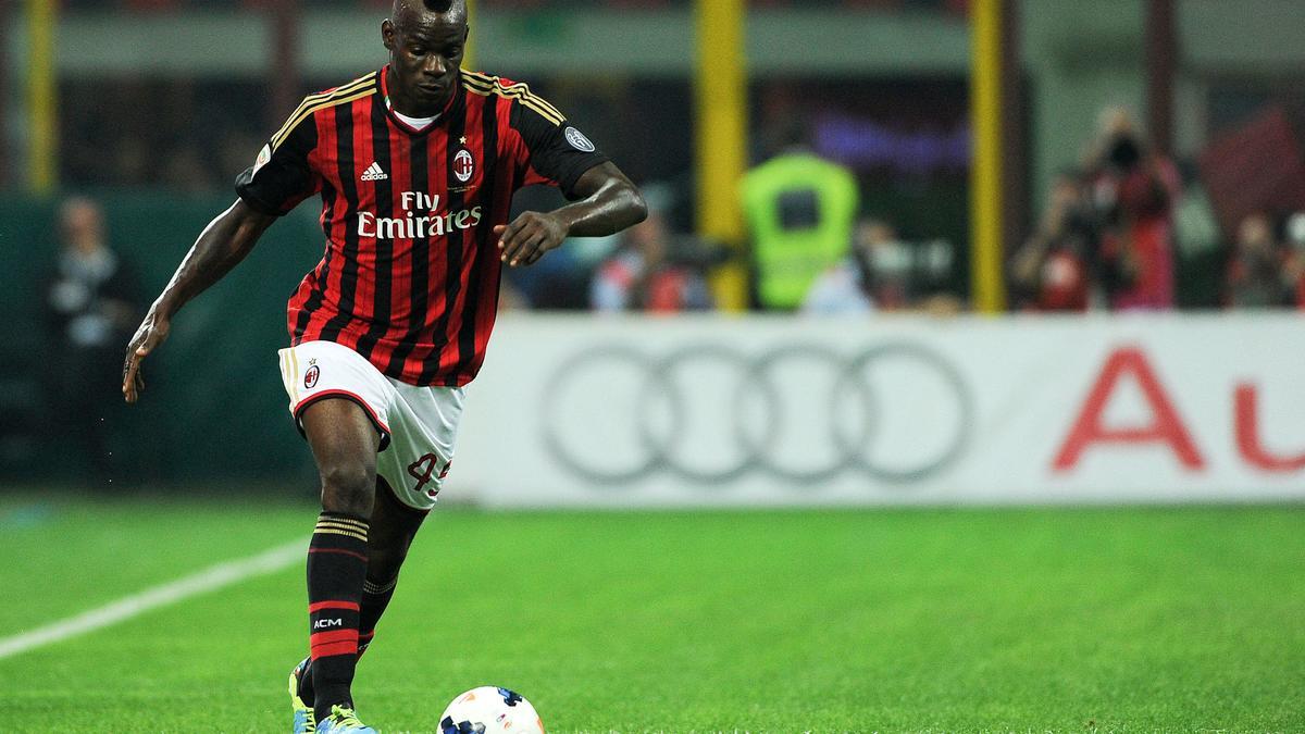 Milan AC : Balotelli vers le PSG ? Il répond
