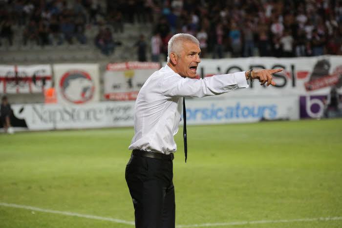 Fabrizio Ravanelli, AC Ajaccio