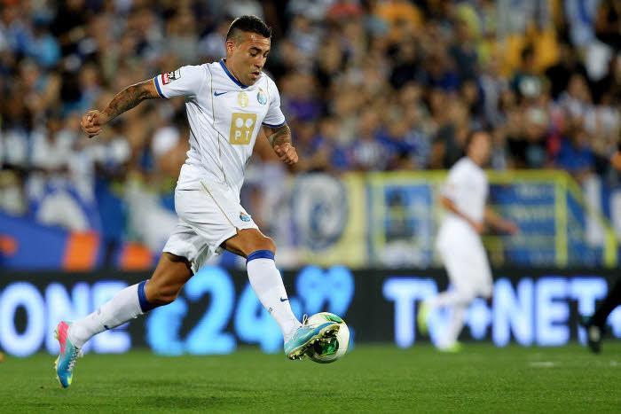 Nicolas Otamendi, FC Porto