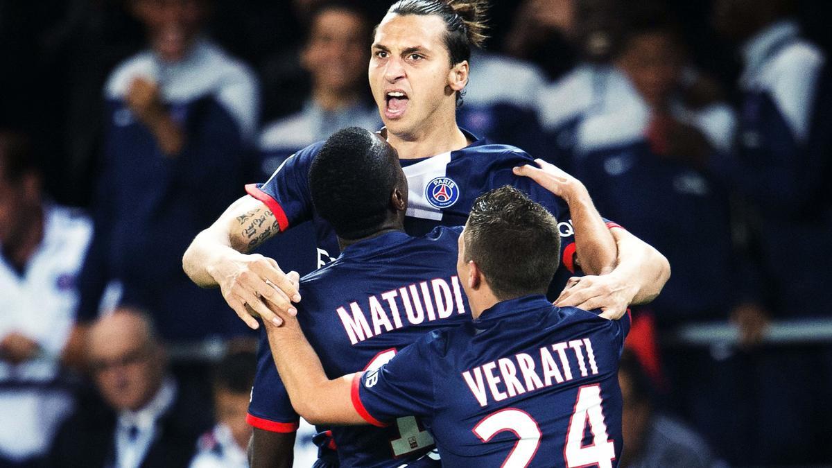 Ibrahimovic : «Tout est réuni pour gagner la Ligue des Champions»