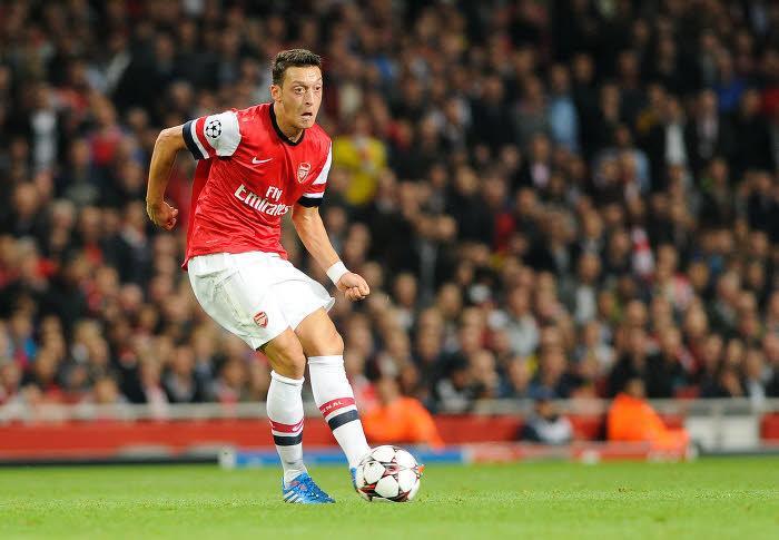 Arsenal : �zil donne des ailes à Ramsey