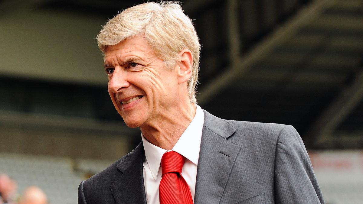Arsène Wenger, Arsenal