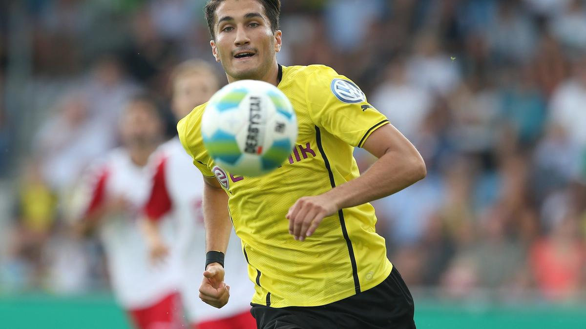 Nuri Sahin, Borussia Dortmund