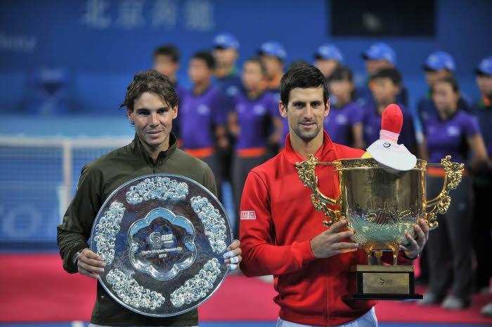 Nadal perd à Pékin, mais redevient n°1 mondial