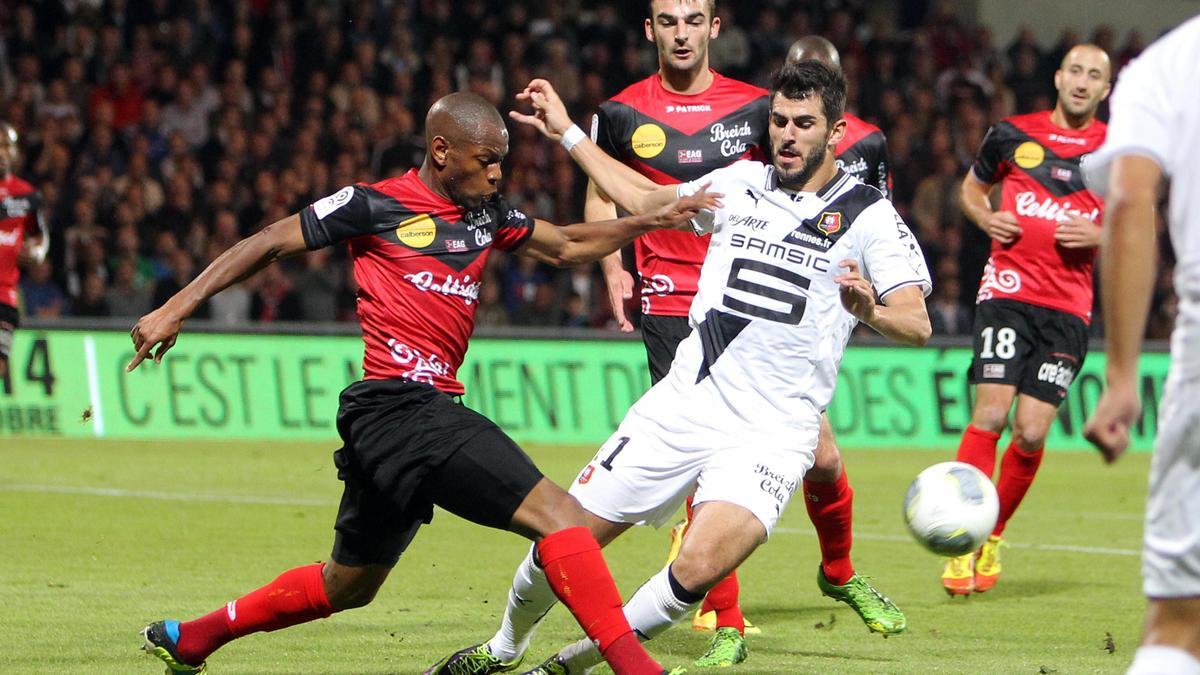 Nelson Oliveira, Rennes