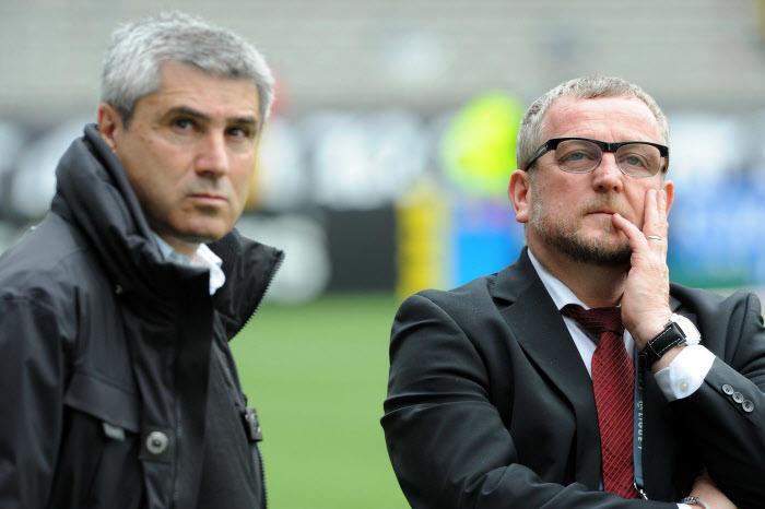 Jean-Raymond Legrand et Daniel Sanchez