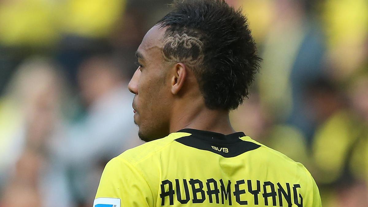 Pierre-Emerick Aubameyang, Dortmund