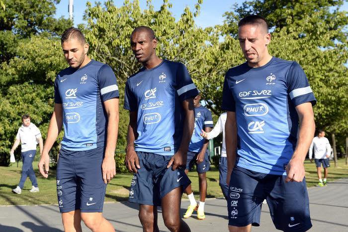Éric Abidal, équipe de France