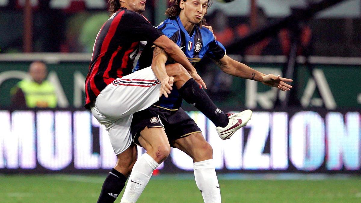 Ibrahimovic - Maldini