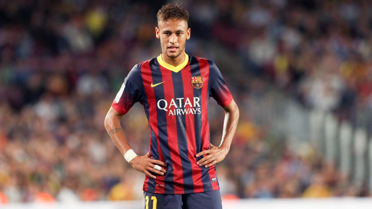 Neymar, FC Barcelone