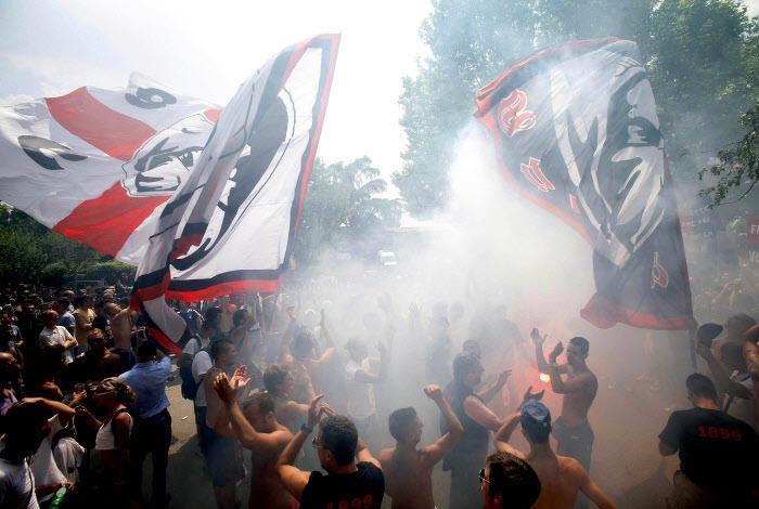 Ultras Milan AC
