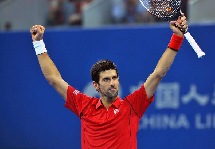 Novak Djokovic a été sans pitié face à Marcel Granollers