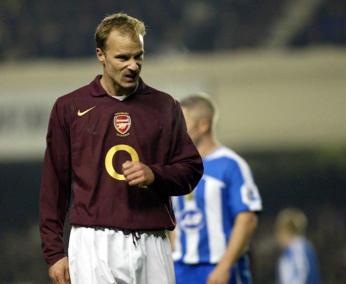 Dennis Bergkamp, Arsenal
