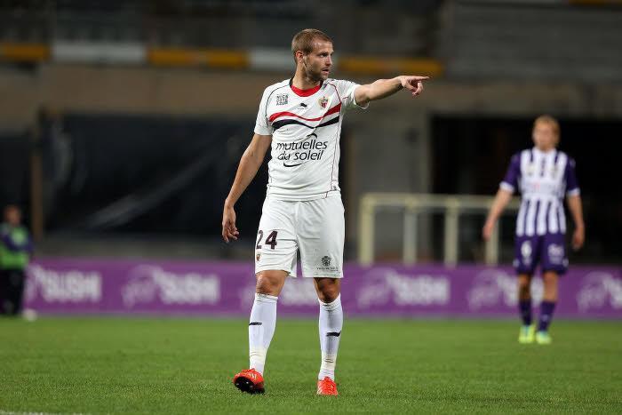 Mathieu Bodmer, OGC Nice