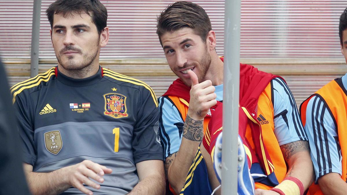 Ramos - Casillas