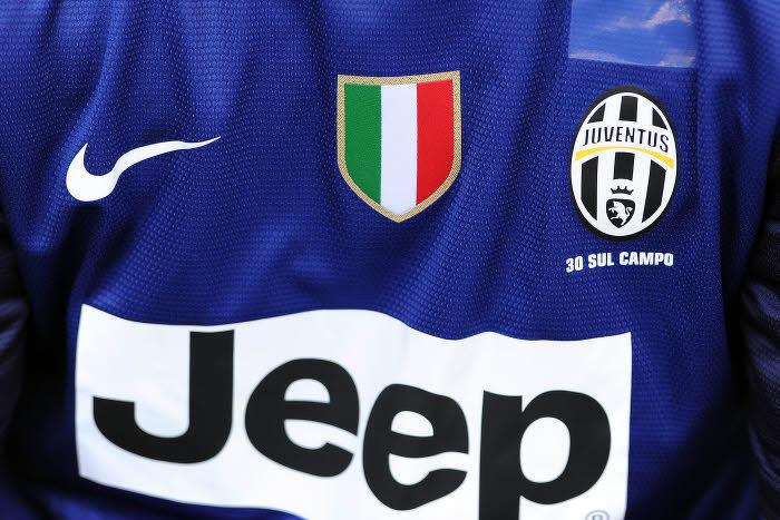 Maillot Serie A