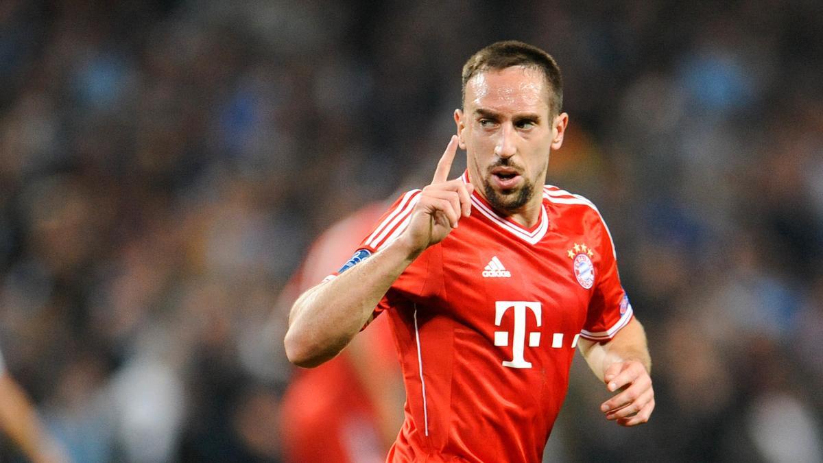 Zidane : «Je donnerais le Ballon d'Or à Ribery»