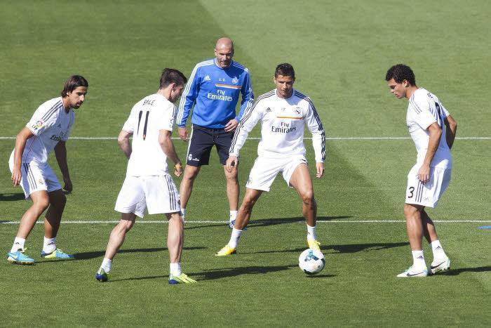 Real Madrid : Cristiano Ronaldo déçu par Zidane !