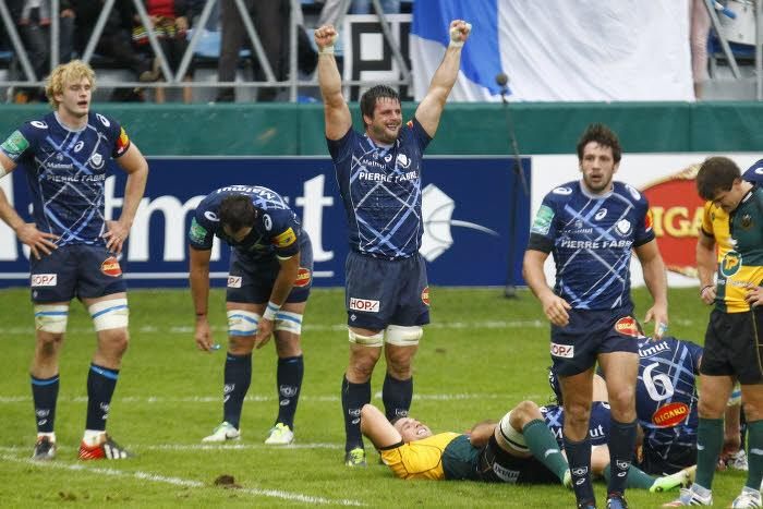 Rencontre rugby h cup