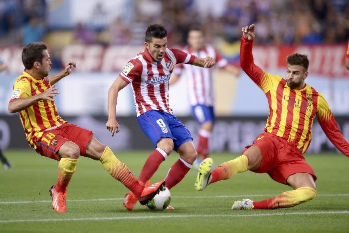 David Villa, Atlético Madrid