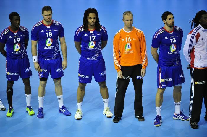 équipe de france, handball