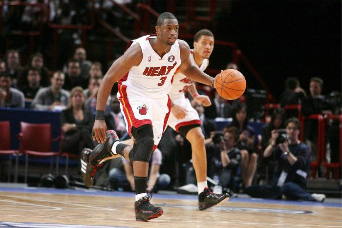 Dwayne Wade, Heat