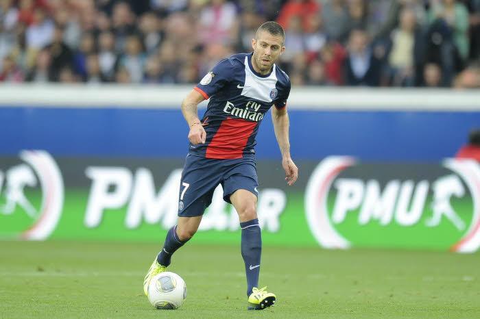 PSG : La Juventus à Paris pour Ménez ?