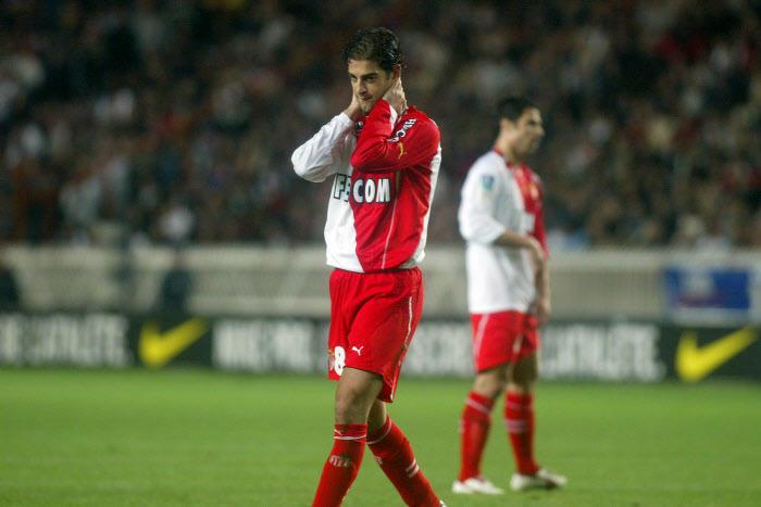 Gerard Lopez, sous les couleurs de l'AS Monaco (2005-2007)