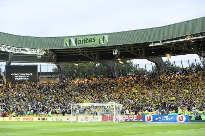 Stade de la Beaujoire Louis Fonteneau, Nantes