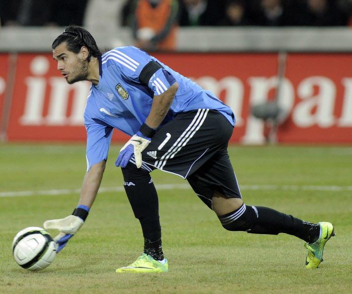 Sergio Romero, AS Monaco