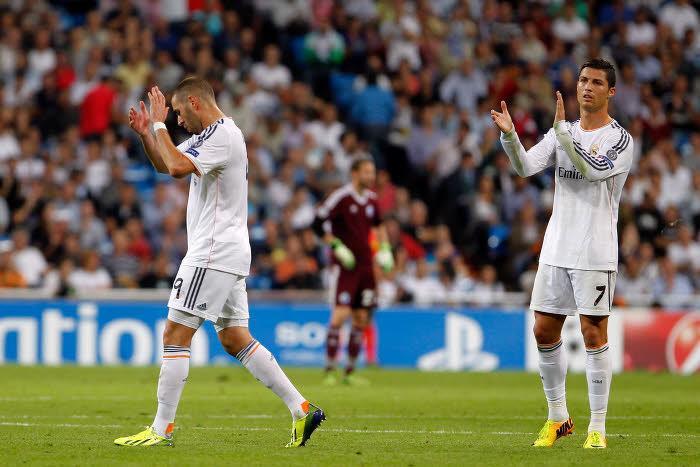 Real Madrid, Benzema