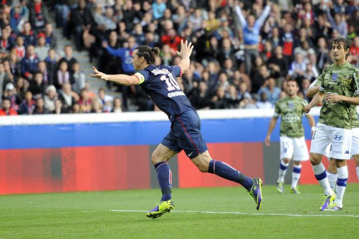 Ibrahimovic : «Continuer comme cela pour atteindre nos objectifs»