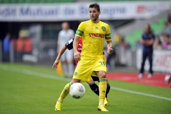 Filip Djordjevic, FC Nantes