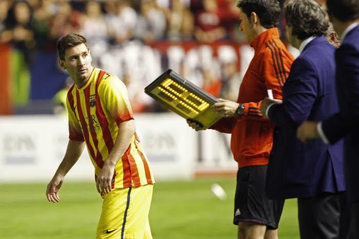 Barcelone : «Messi ? Il allait payer la note tôt ou tard»