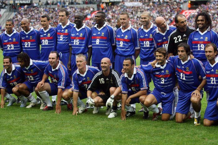 Quipe de france quipe de france ballack difficile de succ der la g n ration 1998 - Joueur coupe du monde 98 ...