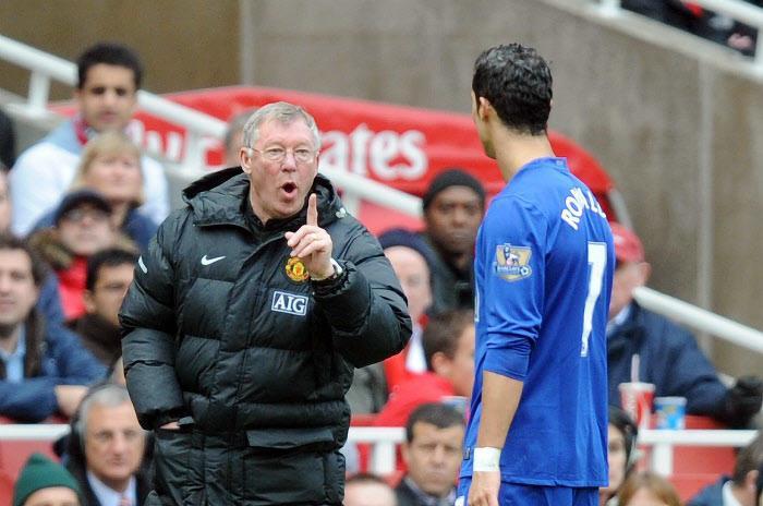 Real Madrid : Ferguson a empêché le transfert de Cristiano Ronaldo
