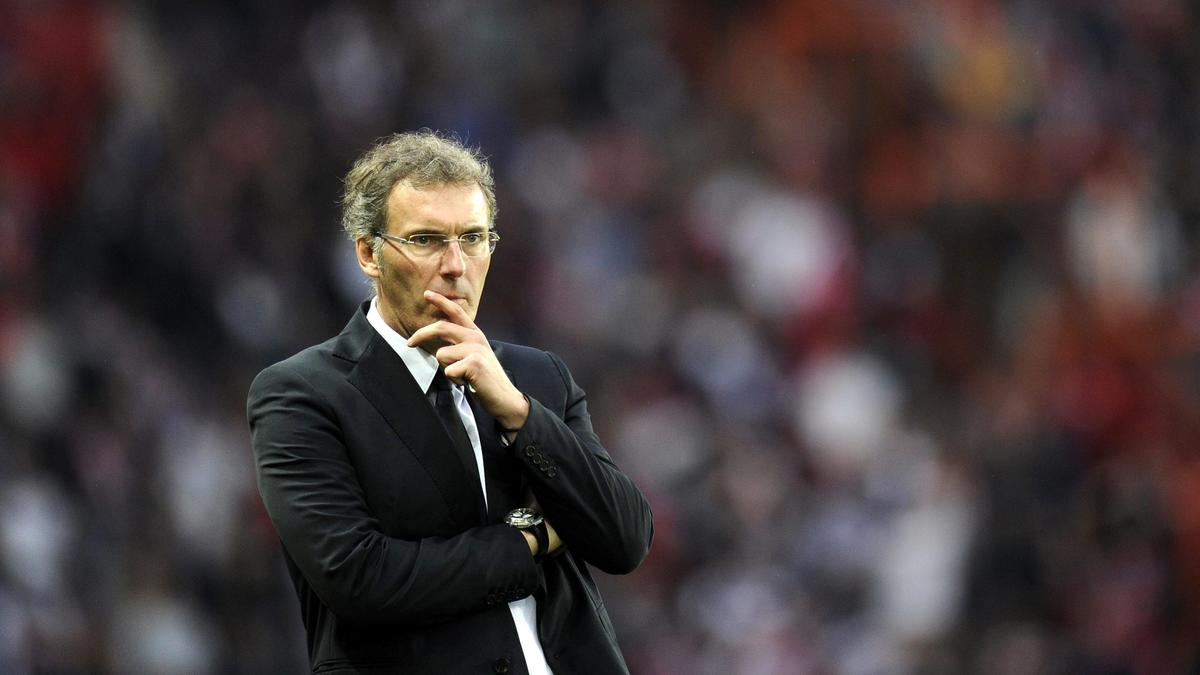 Laurent Blanc, PSG