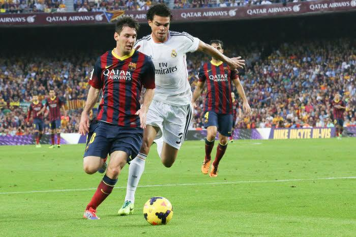 FC Barcelone, Real Madrid