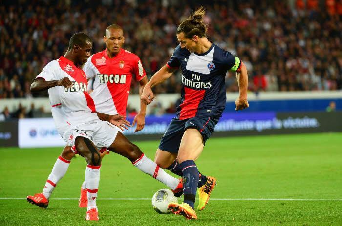 Zlatan Ibrahimovic, PSG, Monaco