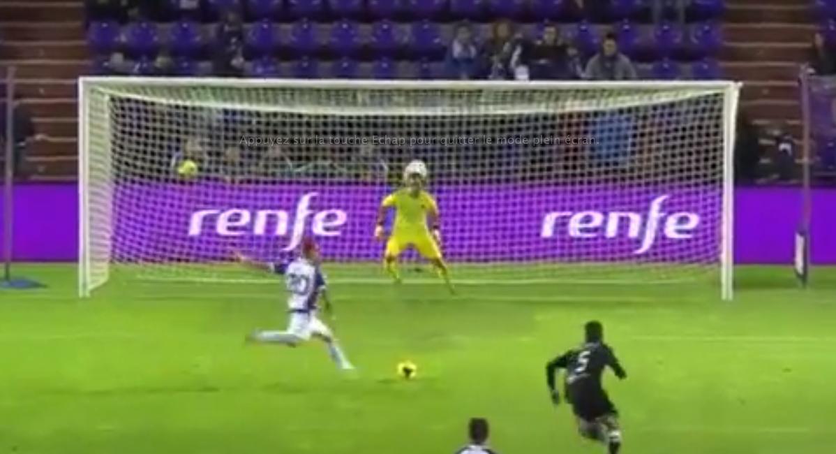 Liga : Il rate un penalty à la dernière minute (vidéo)