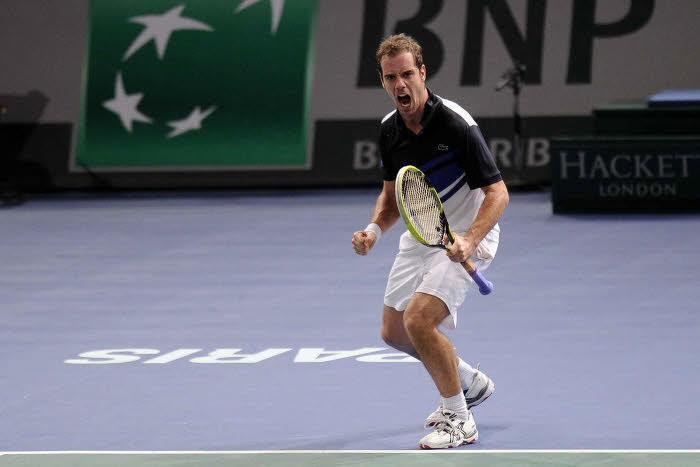 Richard Gasquet, US Open