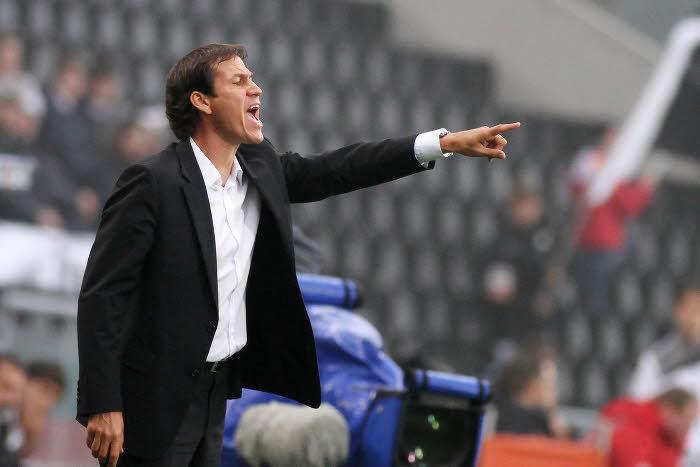 Rudi Garcia, AS Rome