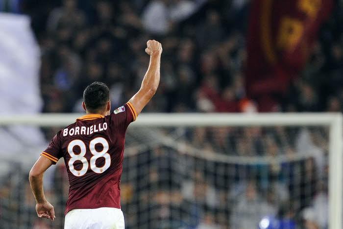 Marco Borriello, AS Roma