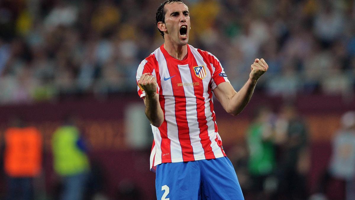 Diego Godin, Atlético Madrid